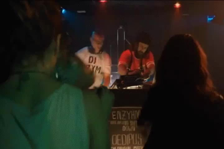 What DJs are really doing behind the decks GIFs