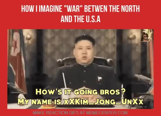 Watch and share Dank North Korea GIFs on Gfycat