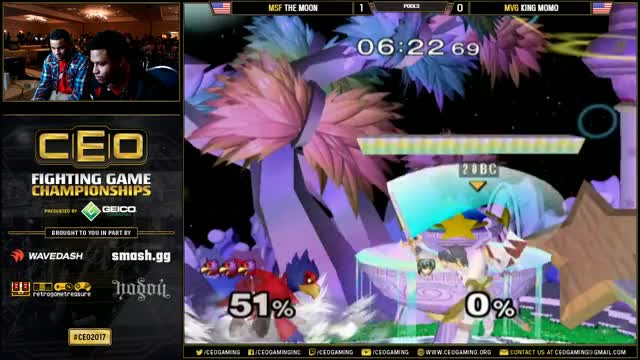 Watch CEO2017 - Melee Pools GIF on Gfycat. Discover more smashgifs GIFs on Gfycat