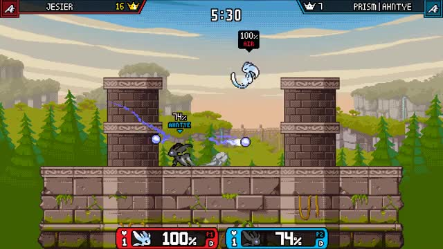 Watch and share Rivals Of Aether GIFs and Ori GIFs by Prism|Ahntye on Gfycat