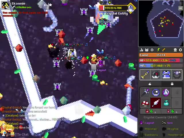 Watch and share Rotmg GIFs by Eksemie on Gfycat