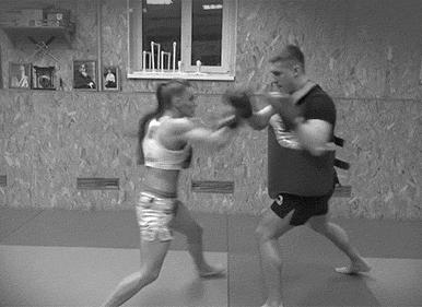 alexandra albu, boxing, gif, hard body, hard body of the day, lovely lady, mma, muscles, wmma GIFs