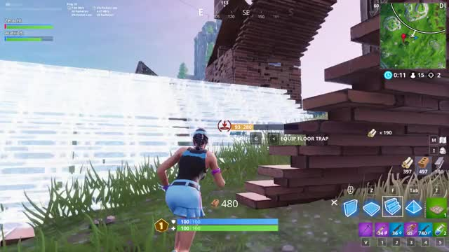 Watch Check out my video! Fortnite | Captured by Overwolf GIF by Overwolf (@overwolf) on Gfycat. Discover more Fortnite, Gaming, Kill, Overwolf, Top 10 GIFs on Gfycat