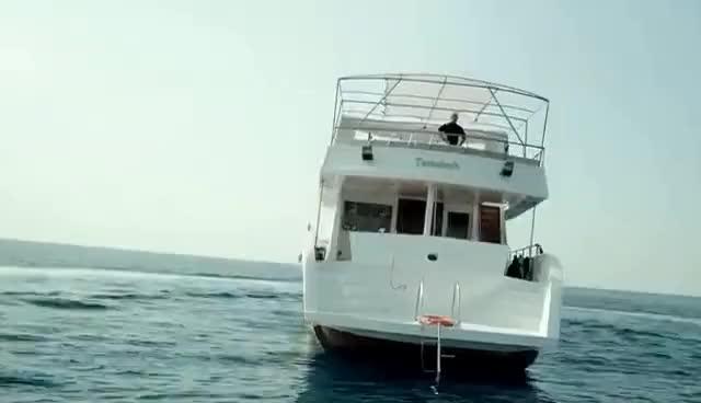 """Watch and share الجزء الأول من الحلقة الأكثر مشاهدة من مسلسل الكبير اوي """" حلقة المصيف """" GIFs on Gfycat"""
