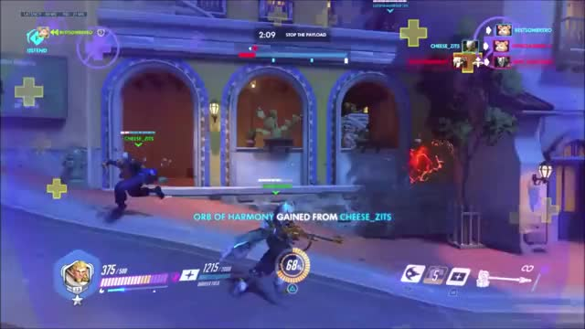Watch and share Overwatch GIFs and Shatter GIFs by mckeenis on Gfycat