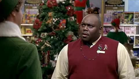 Watch Elf the movie: Santa Announcement GIF on Gfycat. Discover more Elf, buddy, christmas, faizon love, ferrell, santa, will GIFs on Gfycat