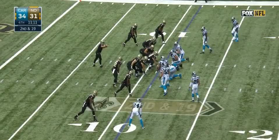 panthers, Coleman INT GIFs