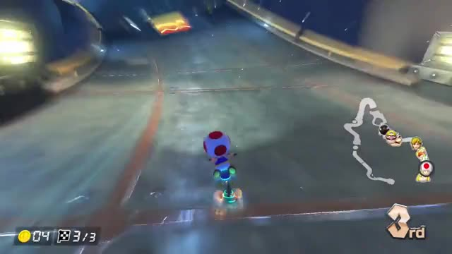 Watch and share Mario Kart 8 Deluxe Special Cup 200cc GIFs by The Legend on Gfycat