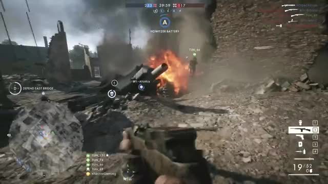 Watch and share Bf1 Amiens GIFs by xuvial on Gfycat
