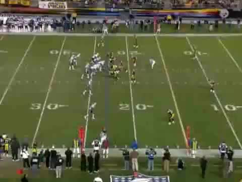 Watch and share TB 23yd TD To Givens (PIT) GIFs by patsnation11 on Gfycat