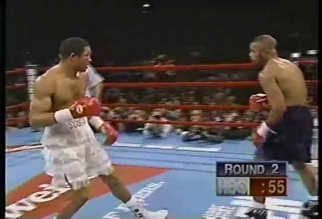 Watch 1996 Roy Jones Jr vs Merqui Sosa GIF on Gfycat. Discover more boxing, merqui sosa, roy jones jr GIFs on Gfycat