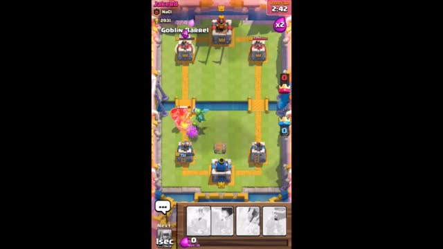 Watch and share Clashroyale GIFs by duftonbond on Gfycat