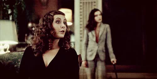 """Watch Dr. Alana """"Subtle af"""" Bloom  GIF on Gfycat. Discover more Alana Bloom, Caroline Dhavernas, I believe in you, Katharine Isabelle, Margot Verger, hannibal, stare a little more you can do it GIFs on Gfycat"""
