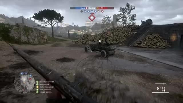 Watch bunker raid GIF by SinoCanuck (@sinocanuck) on Gfycat. Discover more battlefield, battlefield_one, gaming GIFs on Gfycat