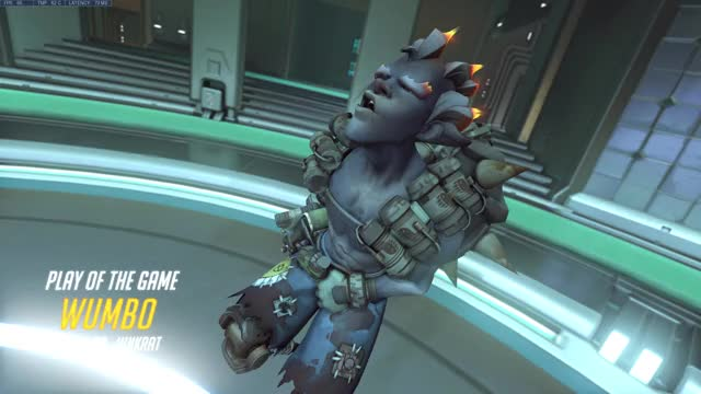 Watch and share Overwatch GIFs and Junkrat GIFs by algebraic on Gfycat