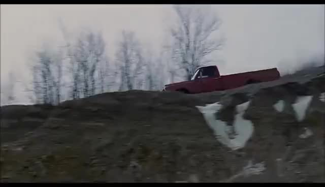 """Watch """"Groundhog Day"""" Chevolet C-10 1972 chase scene GIF on Gfycat. Discover more related GIFs on Gfycat"""