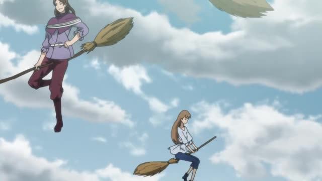 Watch Yuno's sick broom skills GIF by Funimation (@funimation) on Gfycat. Discover more Black Clover, BlackClover, Episode 4, anime, ep4, funimation GIFs on Gfycat