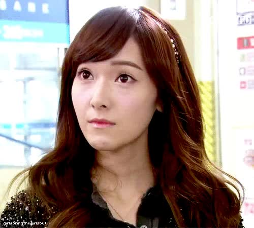 Watch and share Jessica Jung GIFs on Gfycat