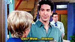 Watch and share Friendsedit GIFs and Ross Geller GIFs on Gfycat