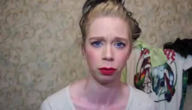 Watch this trending GIF on Gfycat. Discover more funny face, grav3yardgirl GIFs on Gfycat