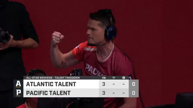 Agro Puckett Talent Takedown Overwatch League All-Stars