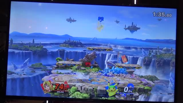 Watch and share Smash Tournament GIFs and Smash Bros 3ds GIFs by EventHubs on Gfycat