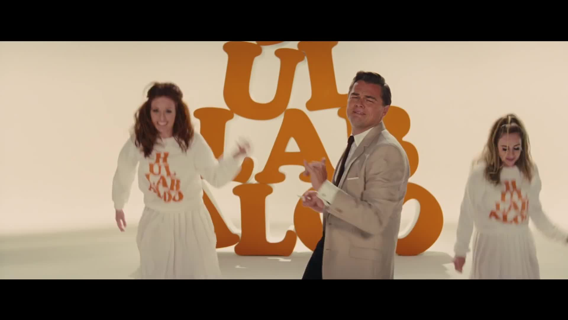 brad pitt, dicaprio, hollywood, leo dicaprio, leonardo dicaprio, margot, once in hollywood, quentin, quentin tarantino, tarantino, ONCE UPON A TIME IN HOLLYWOOD - Official Teaser Trailer (HD) GIFs