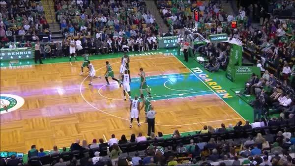 bostonceltics, Marcus Smart scores his first bucket as a pro. After stealing the ball, of course. (reddit) GIFs