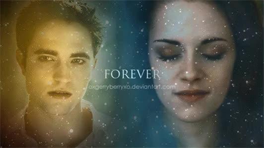Watch and share Robert Pattinson GIFs and Kristen Stewart GIFs on Gfycat