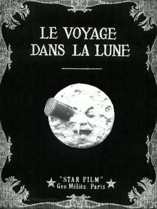 Watch and share Black And White GIFs and Georges Méliès GIFs on Gfycat