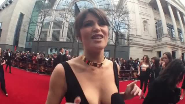 Watch and share Gemma Arterton Red GIFs by lollyman on Gfycat