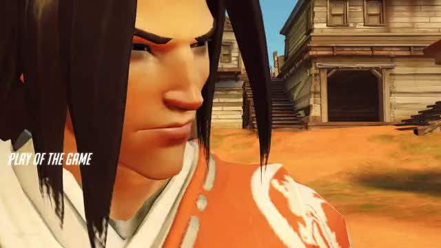 Watch and share Overwatch GIFs and Hanzo GIFs by Kenley Michel on Gfycat