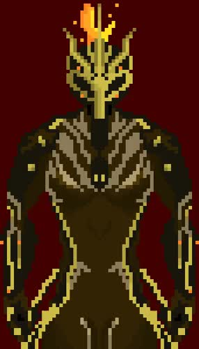 Watch Warframe Simple Pixel Art Gif GIF on Gfycat. Discover more related GIFs on Gfycat