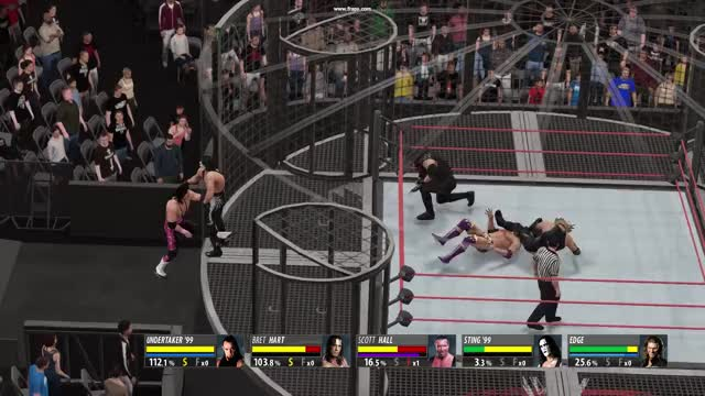 Watch and share Wrestling GIFs and Gaming GIFs on Gfycat