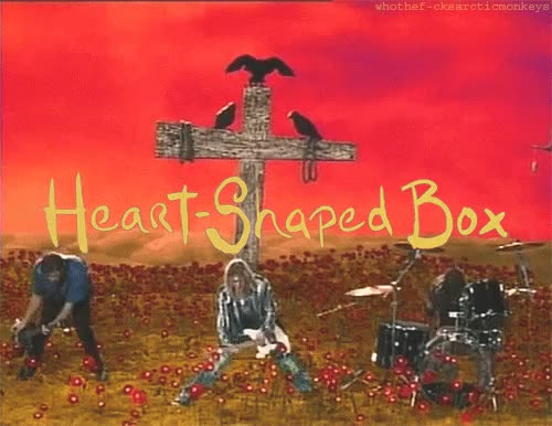 Watch and share Heart Shaped Box GIFs and Krist Novoselic GIFs on Gfycat