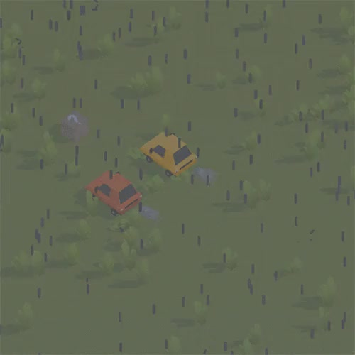 Watch Rainy day outside, decided to make it rain in my game too. GIF on Gfycat. Discover more Blender 3D, Unity 3D, Unity3D, blender3d, game dev, game development, gamedev, low poly, low-poly, lowpoly GIFs on Gfycat