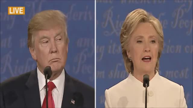 Watch this donald trump GIF on Gfycat. Discover more debatenight GIFs on Gfycat