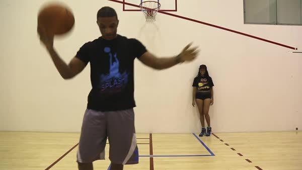 NBA2k, Smoove is the pinnacle of an NBA 2k gamer. (reddit) GIFs