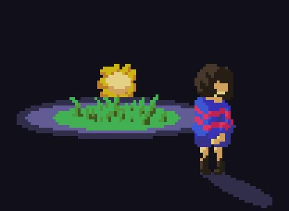 Watch and share Undertale Flower GIFs on Gfycat