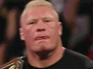 Watch this trending GIF by Reaction GIFs (@sypher0115) on Gfycat. Discover more Brock Lesnar, flirt, heythere, wink GIFs on Gfycat