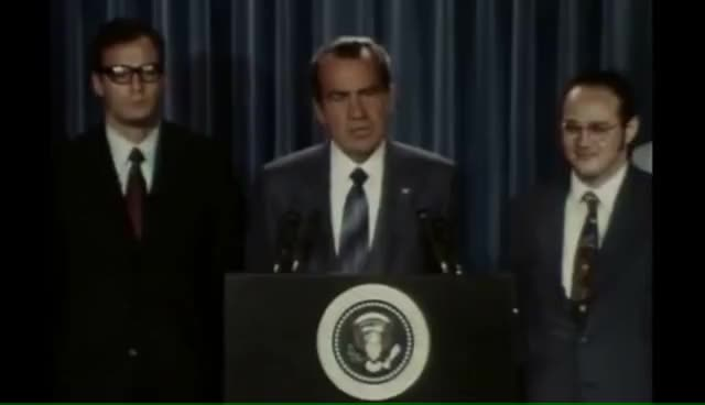 Watch and share Richard Nixon On The War On Drugs GIFs on Gfycat