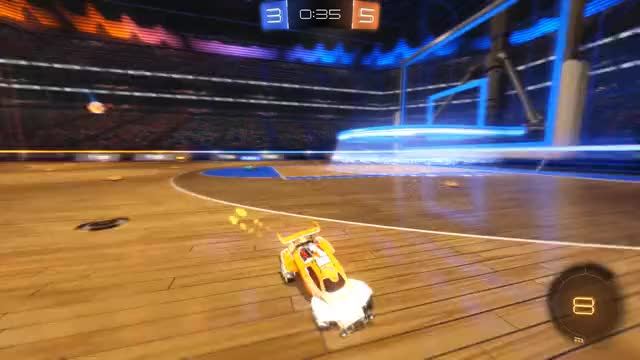 Watch Goal 9: TY#LR GIF by Gif Your Game (@gifyourgame) on Gfycat. Discover more Gif Your Game, GifYourGame, Goal, Rocket League, RocketLeague, TY#LR GIFs on Gfycat