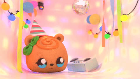 collectibletoy, numnoms, smell SO delicious, Num Noms Snackables | The Birthday Party GIFs