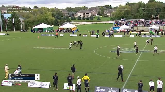 Watch Revolver v. Ironside (2016 Nationals - men's final) GIF on Gfycat. Discover more 2016, ultimate, usa ultimate GIFs on Gfycat