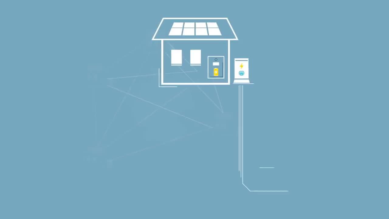 Sonnen, blockchain, grid, ibm, power, tennet, tesla, vandebron, Blockchain technology for greater flexibility in the electricity grid system TenneT GIFs