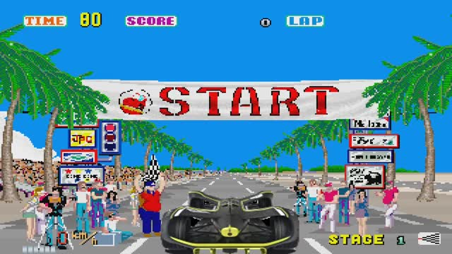 Watch and share Nintendo Switch GIFs and Sega Out Run GIFs by Roborace on Gfycat