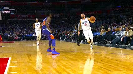 Watch and share Austin Rivers — Los Angeles Clippers GIFs by Off-Hand on Gfycat