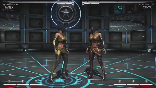 MKX - Dark Shroud
