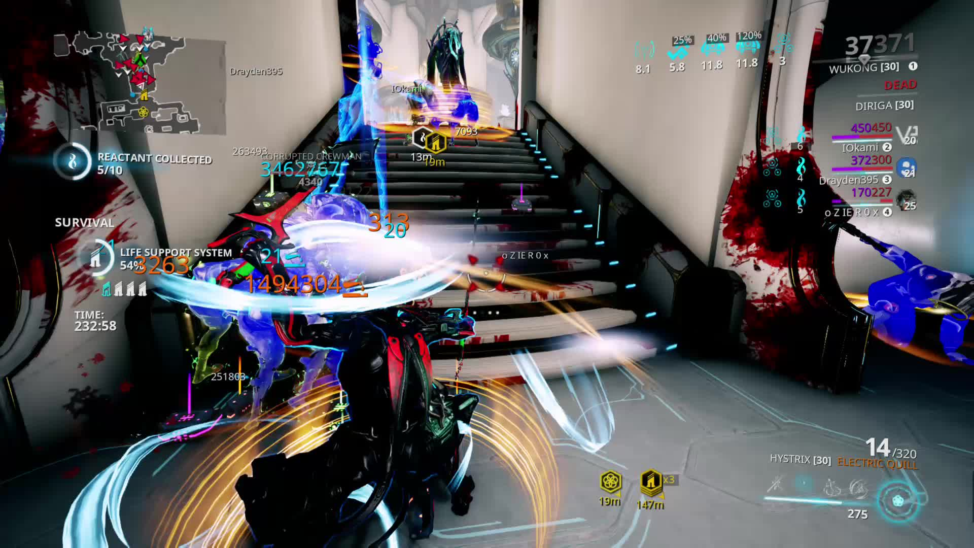 MilitantMite61, Warframe, gamer dvr, xbox, xbox one,  GIFs