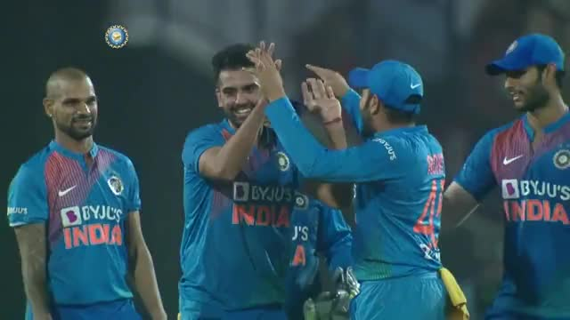 Watch and share Deepak Chahar GIFs and Feature GIFs on Gfycat